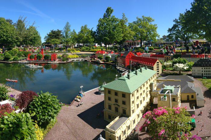 Un weekend in lumea copiilor: Legoland si Lalandia (de la 193 euro pp/ zbor si cazare 3 nopti)