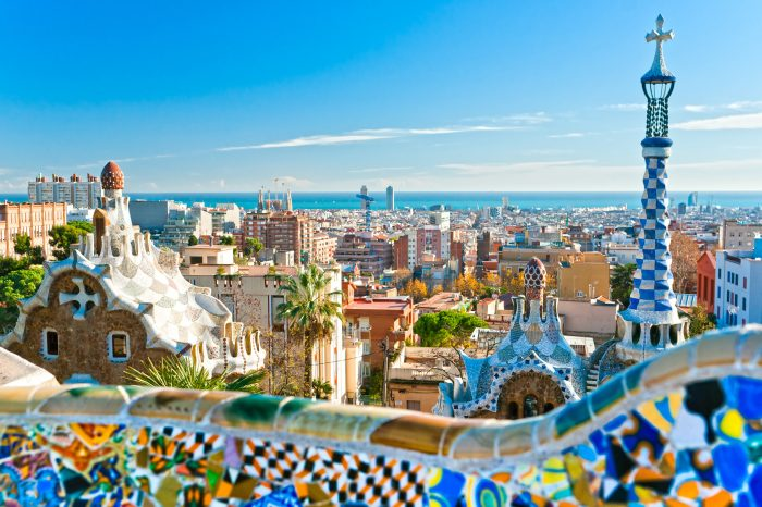 Citybreak Barcelona in ianuarie, de la 126 euro pp (zbor si cazare 3 nopti)