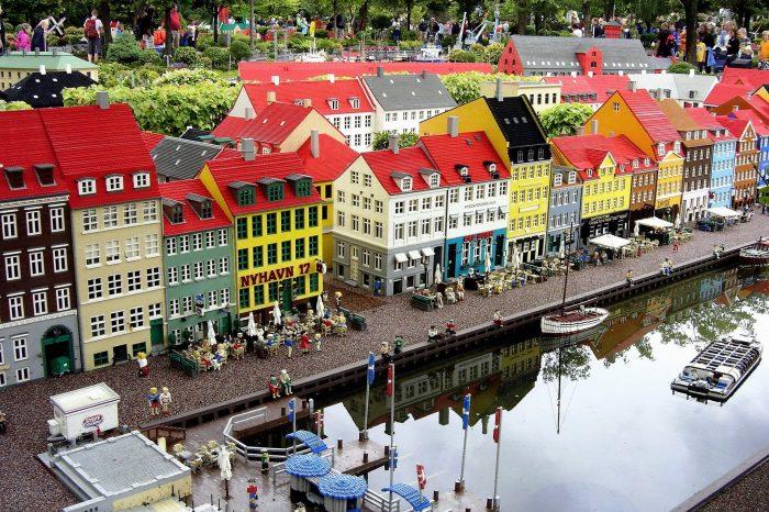 Un weekend in lumea copiilor: Legoland si Lalandia (de la 272 euro pp/ zbor si cazare 3 nopti)